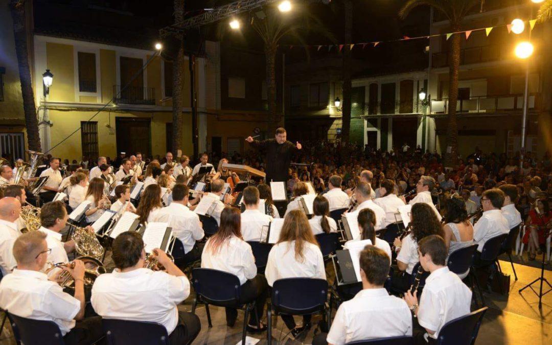 Concierto San Roc 2018 Fiestas Paiporta