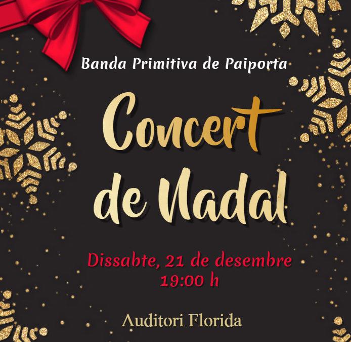 Próximo Sábado 21 – Concierto de Navidad 2019!